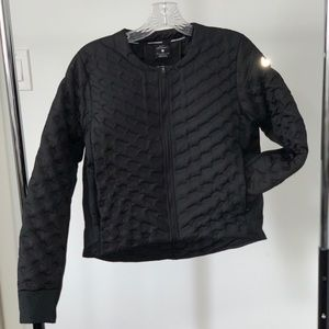 BLACK NIKE RUNNING JACKET